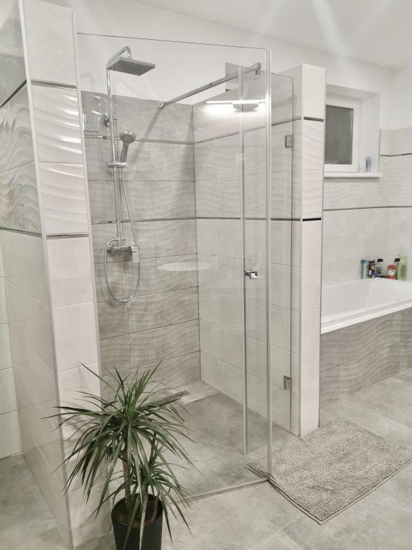 Sprchový kút 2
