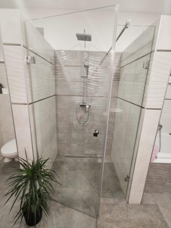 sprchový kút 1